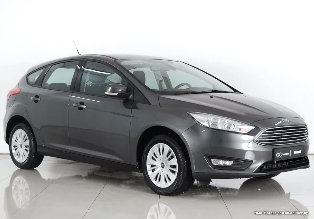 Ford Focus TREND PLUS 1.6 5МКП