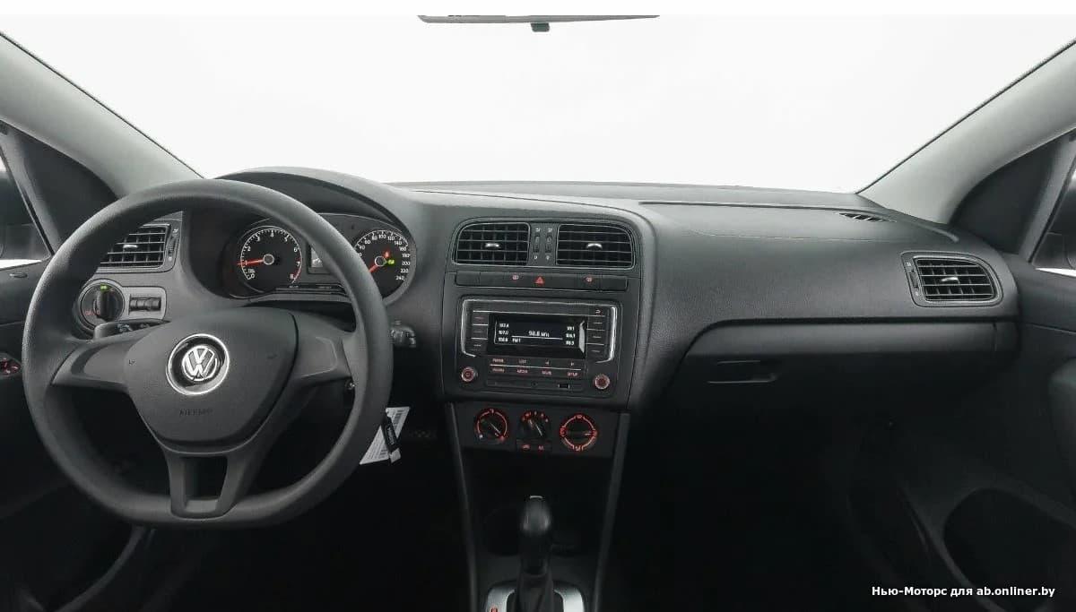 Volkswagen Polo Trendline 1.6 110 6-АКП