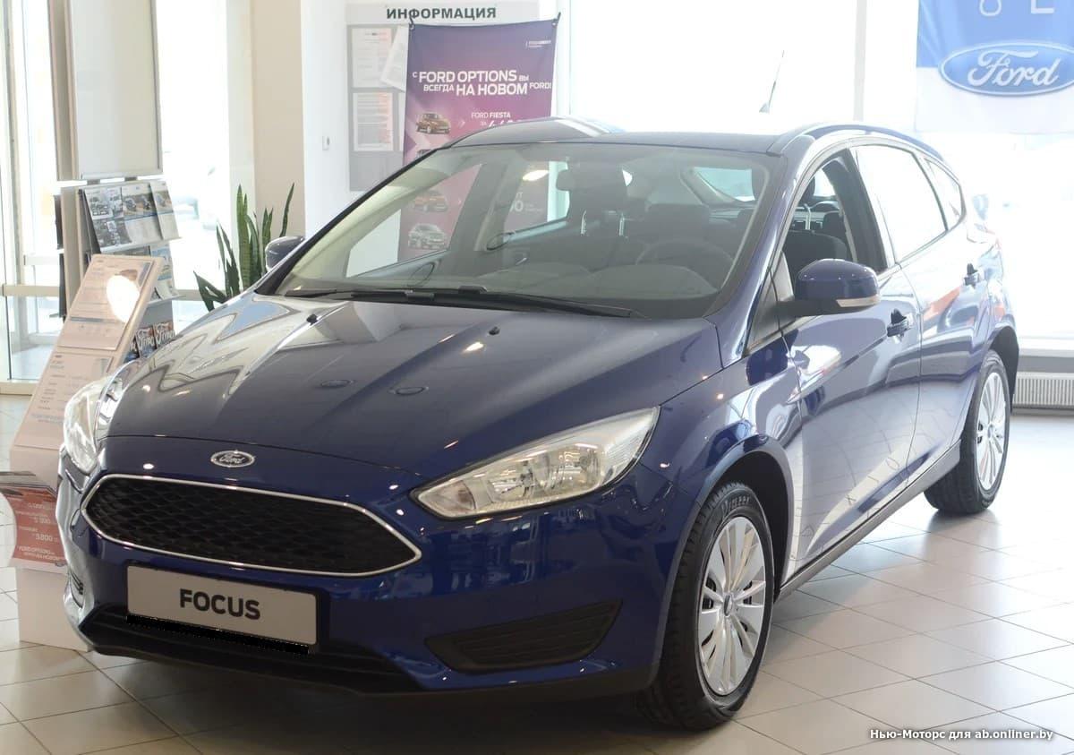 Ford Focus TREND 1.6 105 л.с. 6АКП