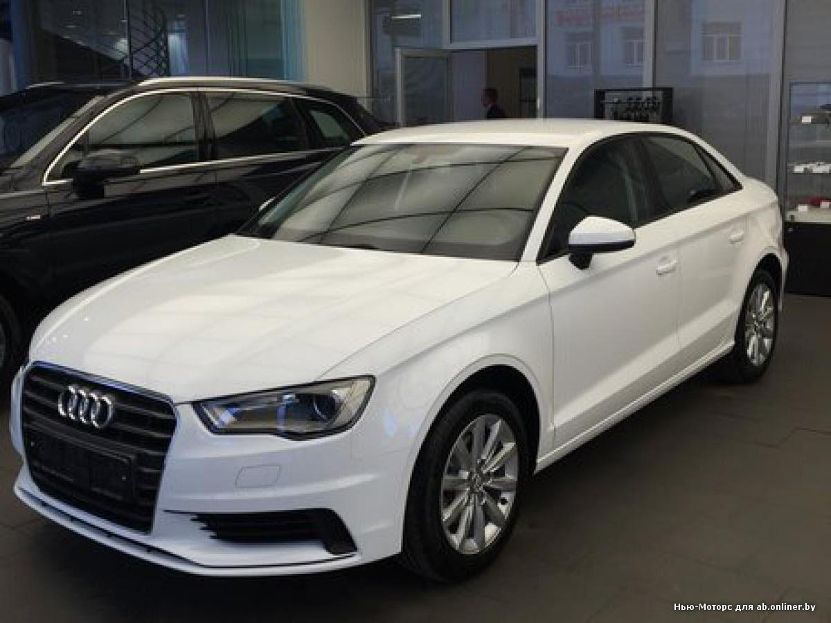 Audi A3 7AMT