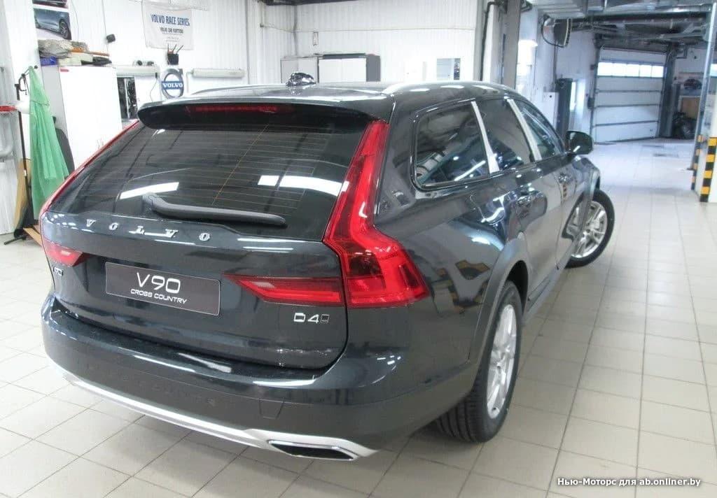 Volvo V90 Pro D4 AWD Drive-E 190 л.с.