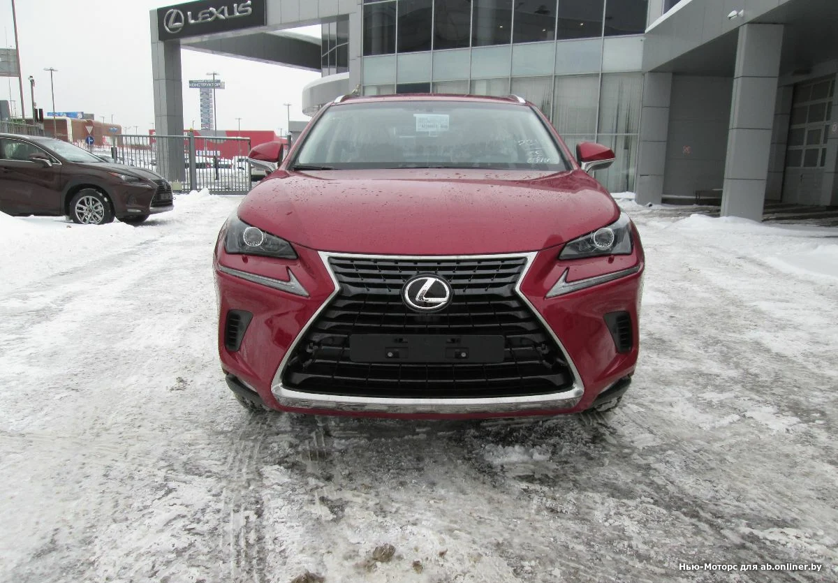 Lexus NX 300 AWD Exclusive 2