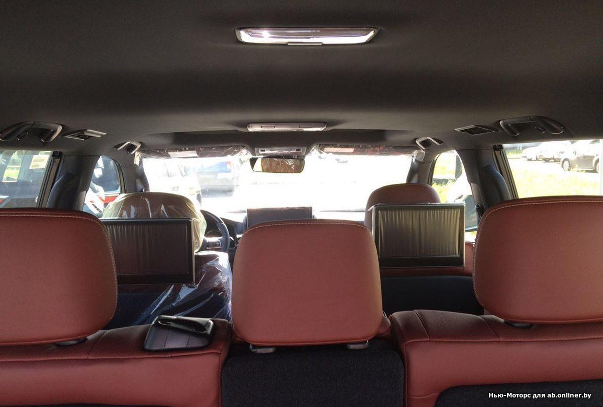 Lexus LX 570 Luxury 21+