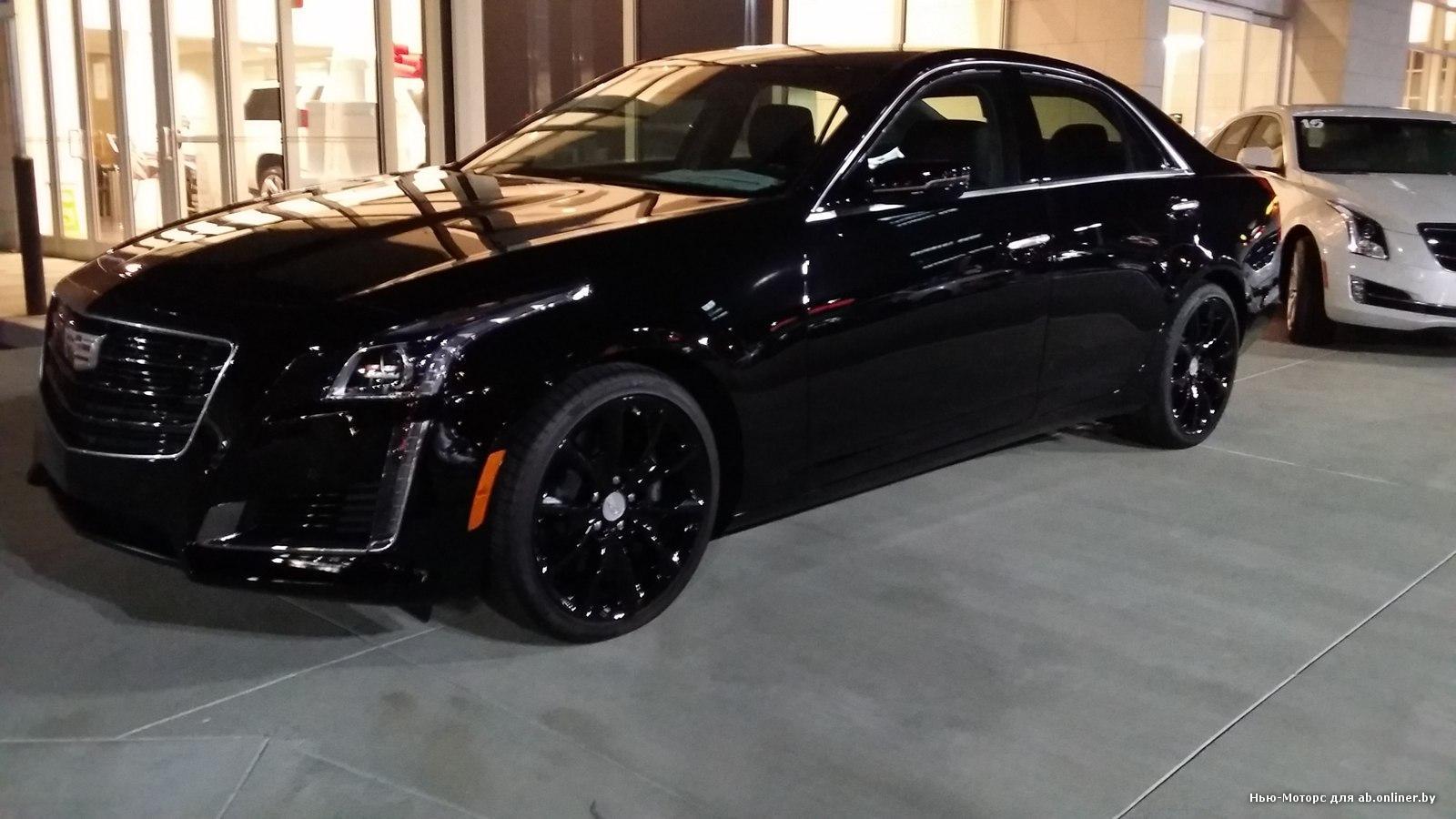 Cadillac CTS Standart