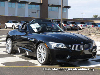 BMW Z4 sDrive