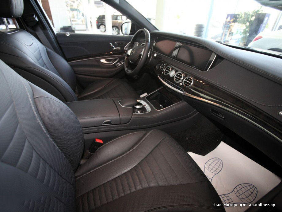 Mercedes S500 L 4MATIC