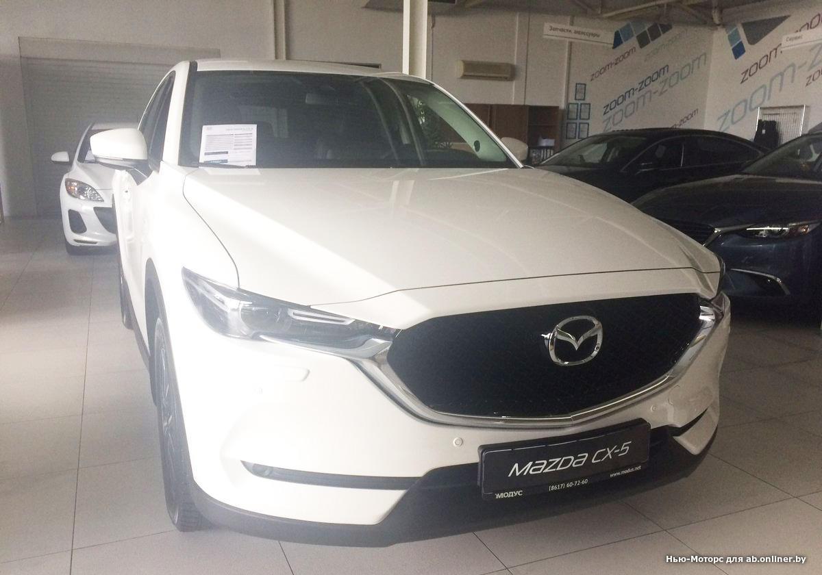 Mazda CX-5 Active