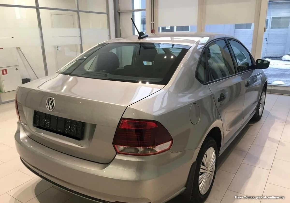 Volkswagen Polo Comfortline 1.6 90 5-МКП