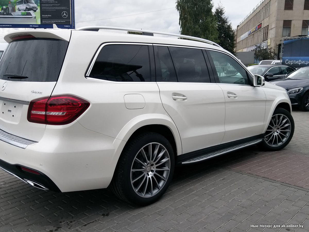 Mercedes GLS350 4MATIC