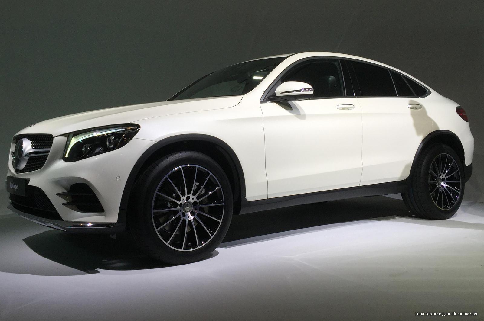 Mercedes GLC220 d OS