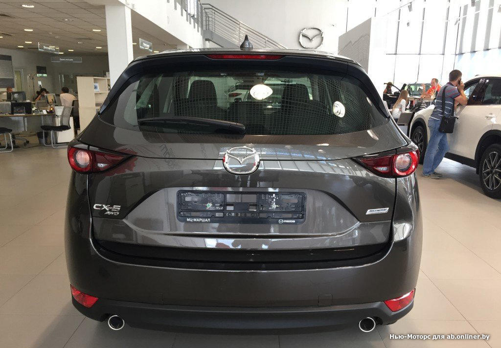 Mazda CX-5 NEW Active
