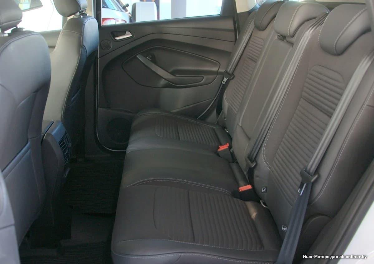 Ford Kuga TITANIUM 1.5EcoBoost 6АКП