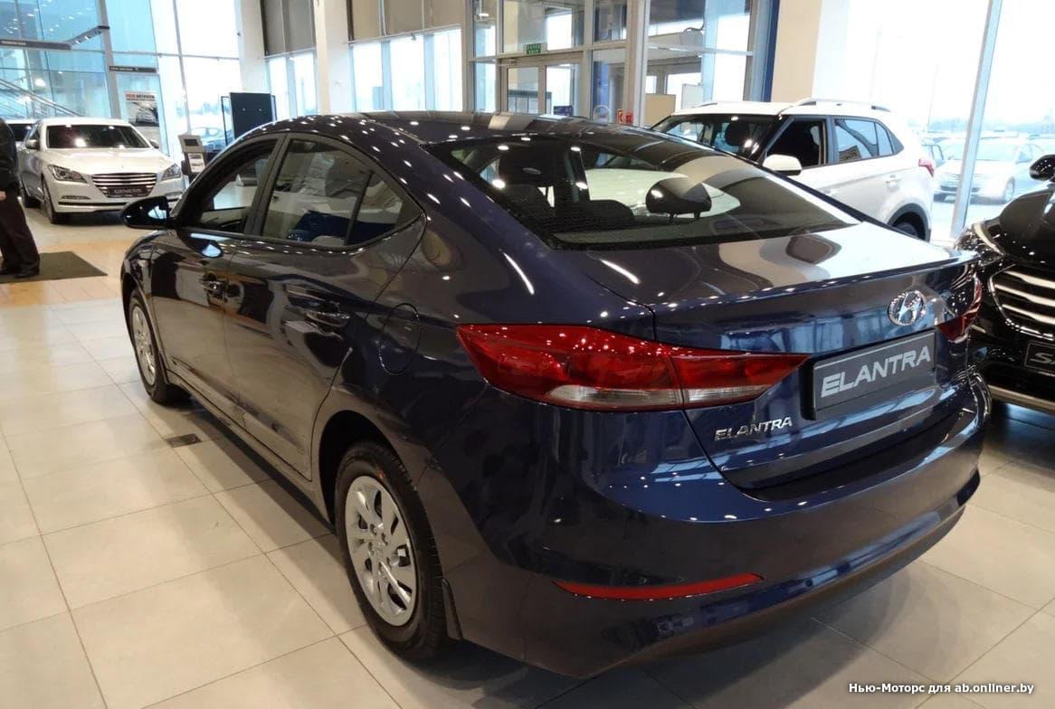 Hyundai Elantra Start