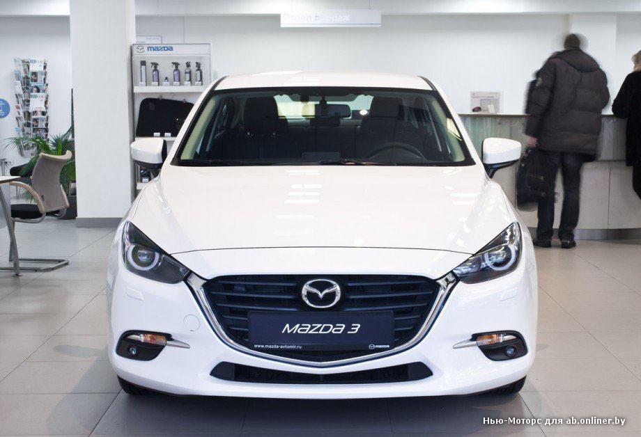 Mazda 3 Exclusive