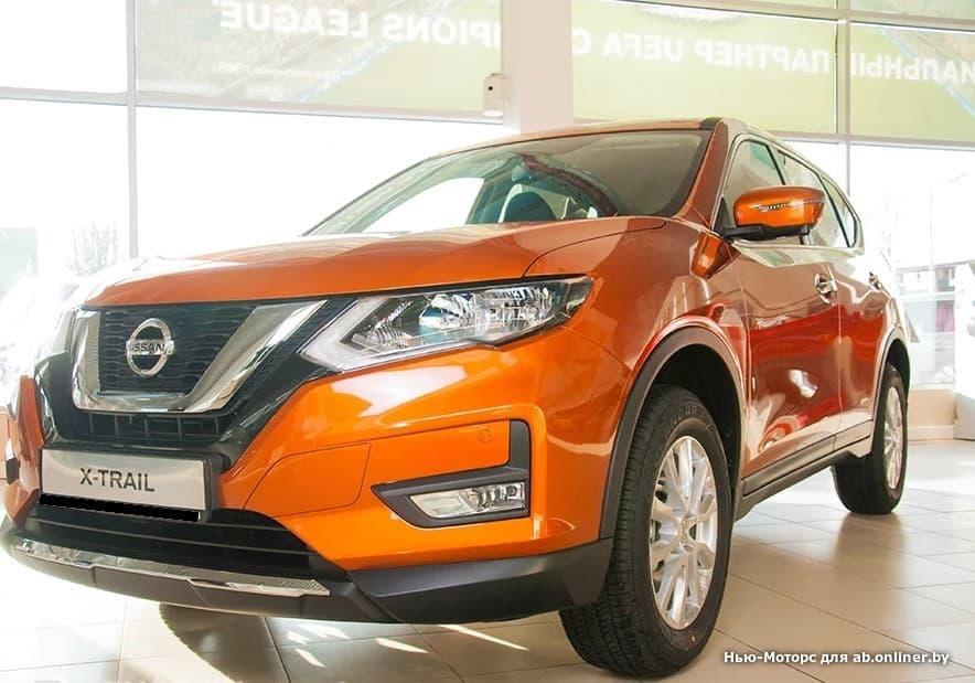 Nissan X-Trail SE 2,0 л. 144 л.с.