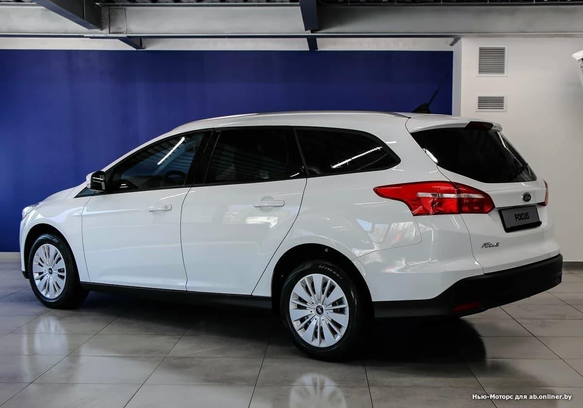 Ford Focus TREND PLUS 1.6 л 5МКП