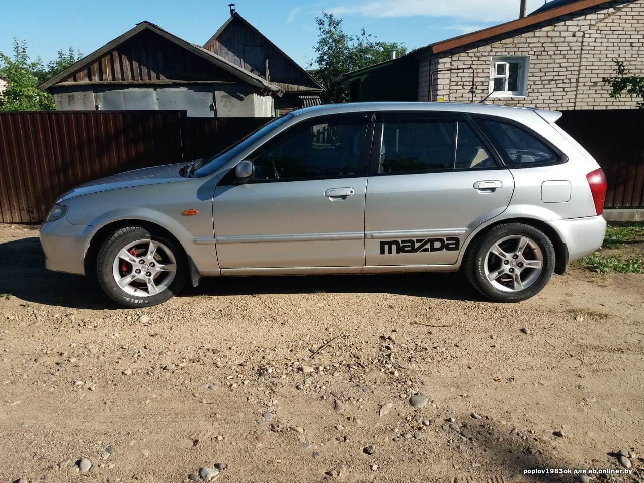 Mazda 323 с