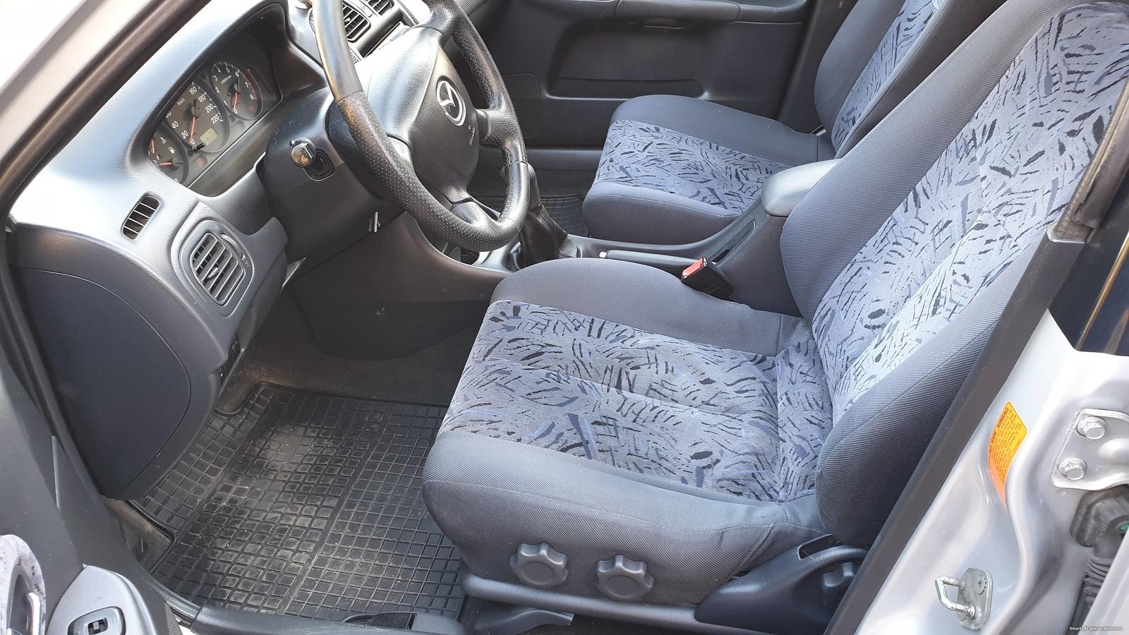 Mazda 323 BJ