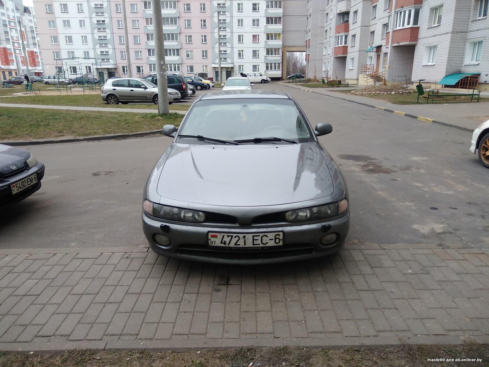 Mitsubishi Galant glsi