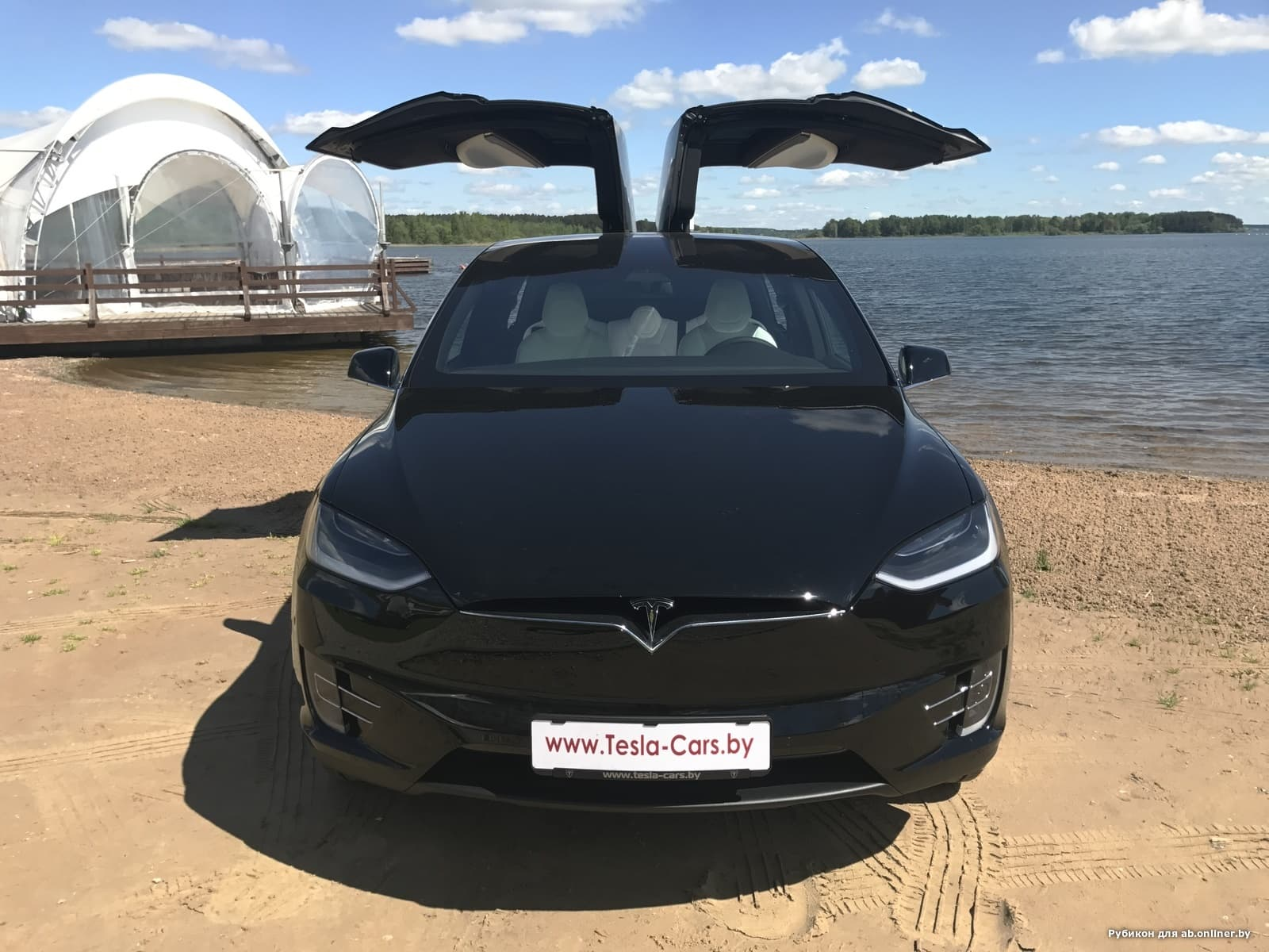 Tesla Model X Longe Range