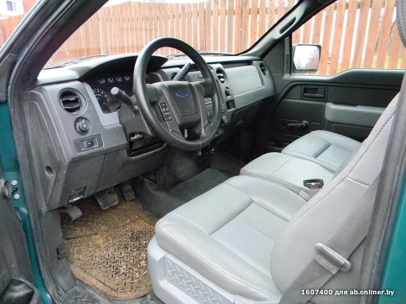 Ford F150 FUEL-FLEX