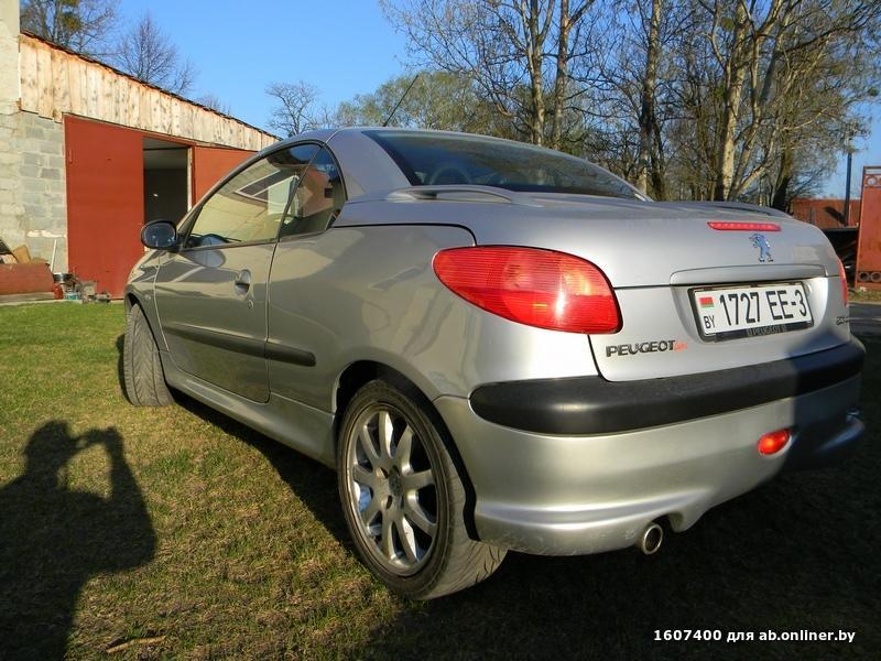 Peugeot 206 СС