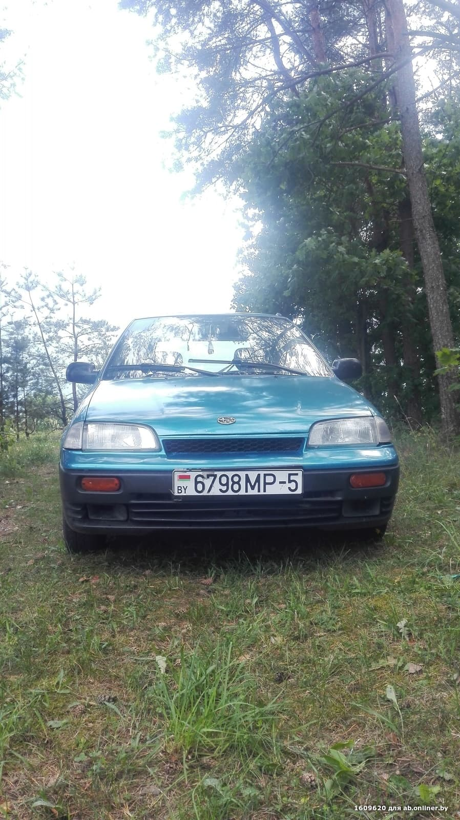 Subaru Justy 1.3AWD