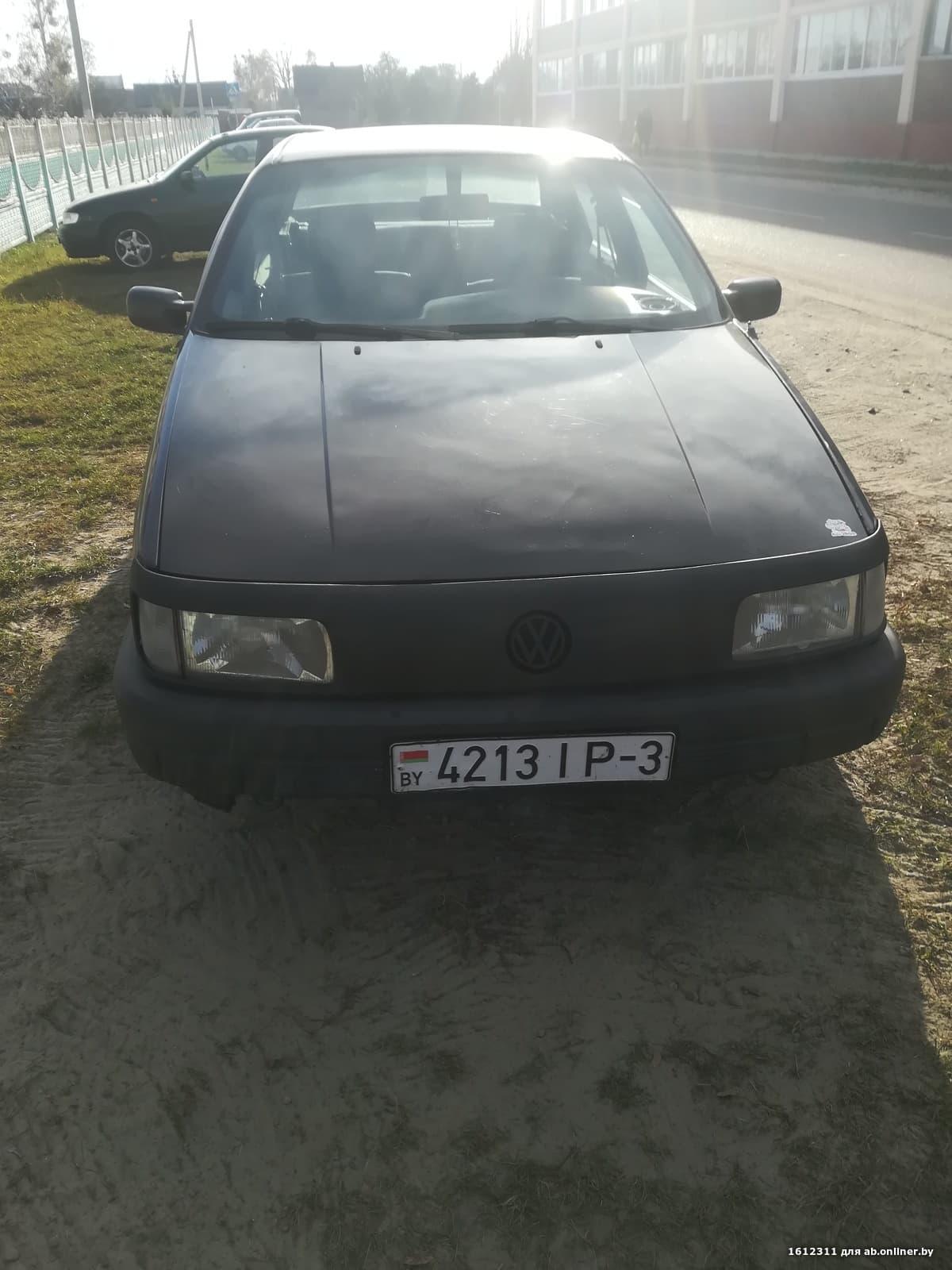Volkswagen Passat В3