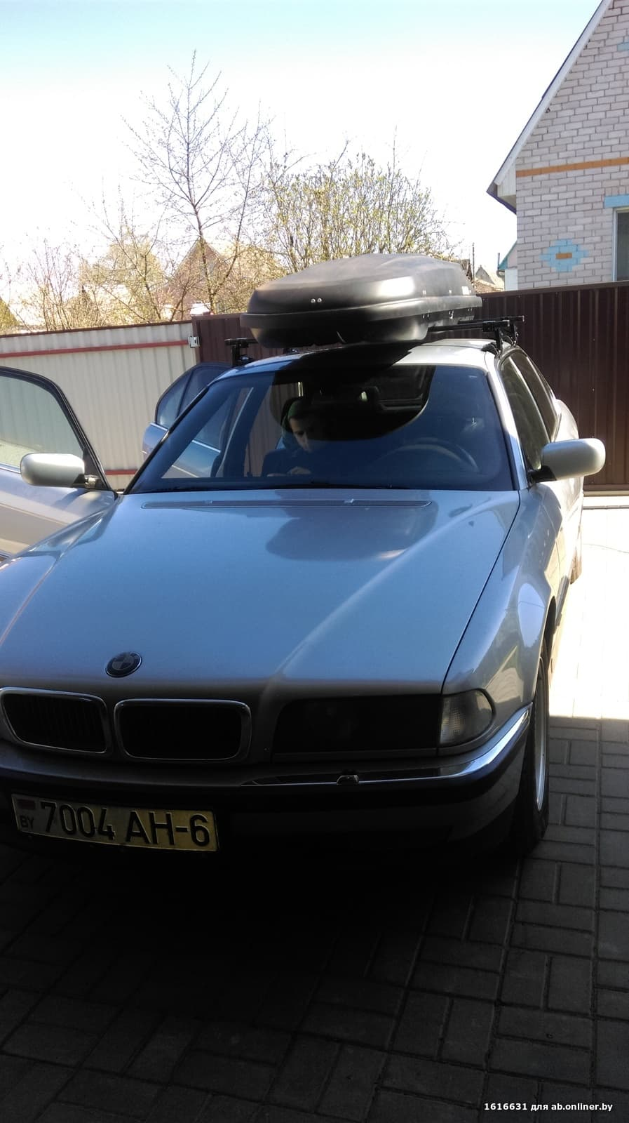 BMW 750 i