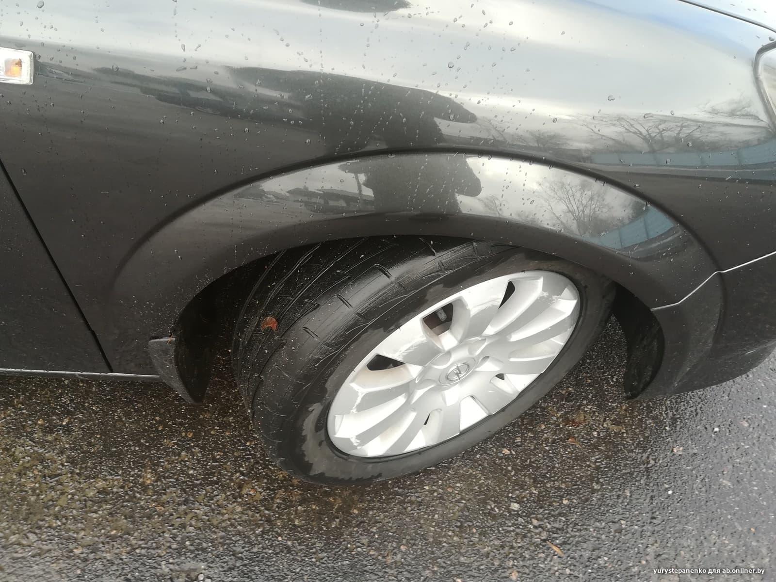 Opel Astra H рестайлинг GTC
