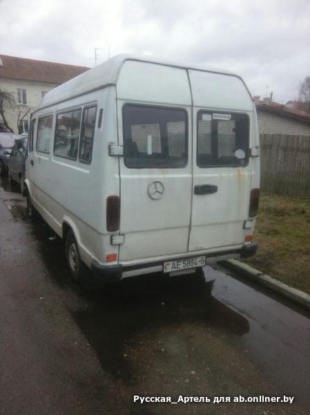 Mercedes T1 кат. D