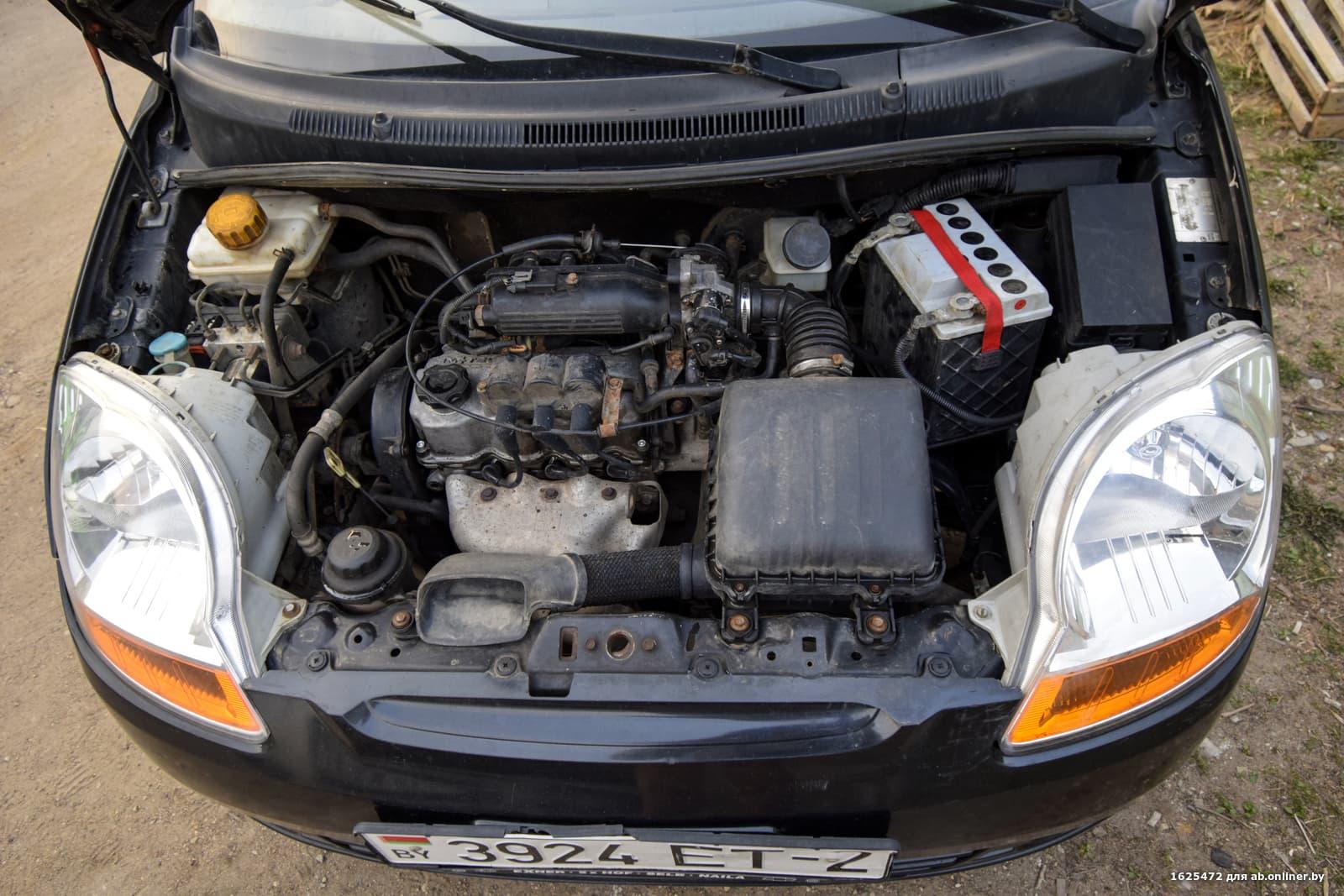 Chevrolet Matiz m250