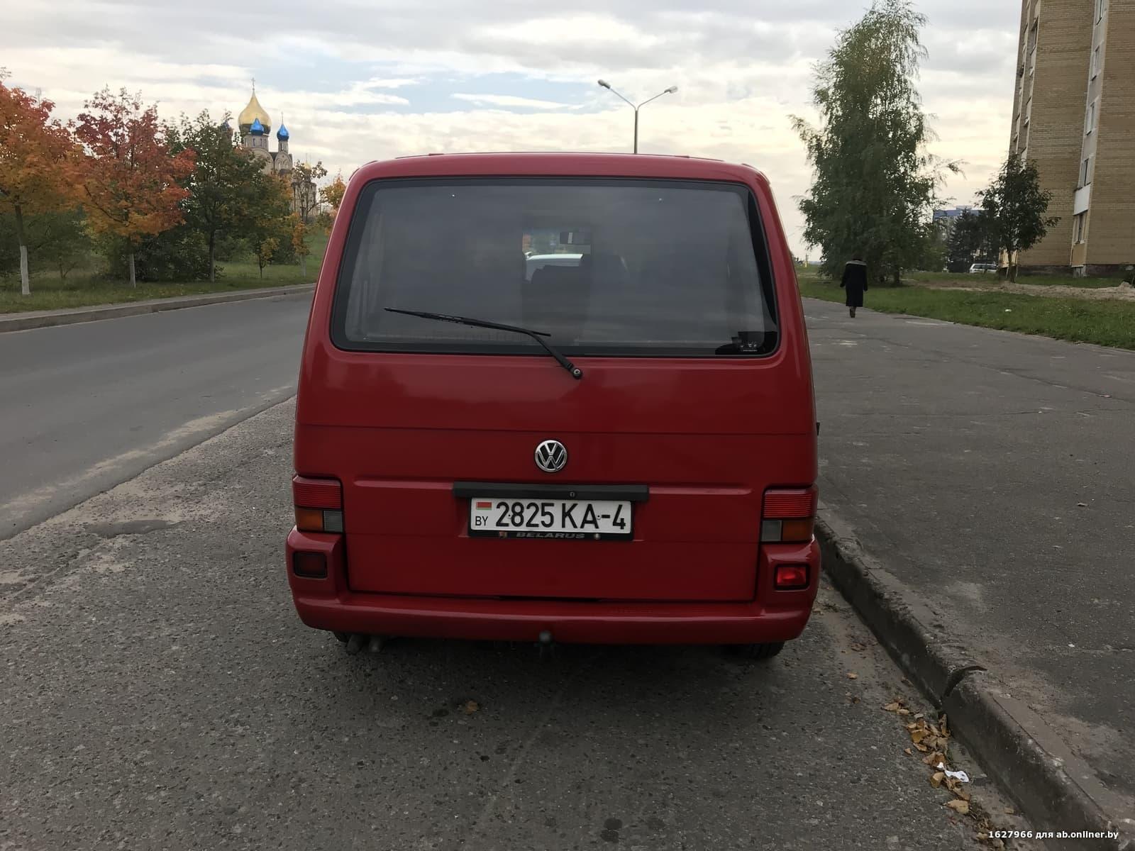 Volkswagen T4 Caravelle 2.5tdi