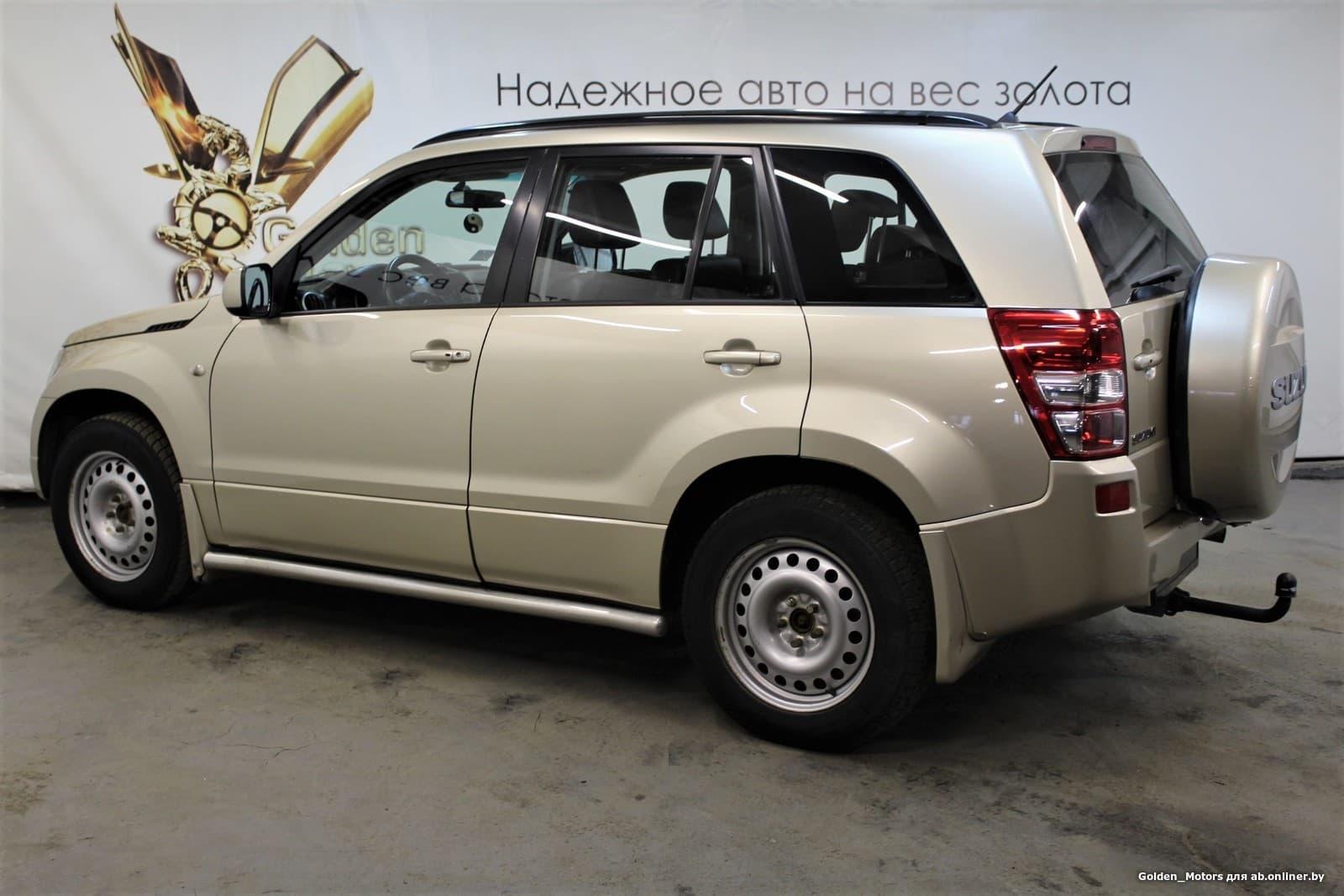 Suzuki Grand Vitara JT