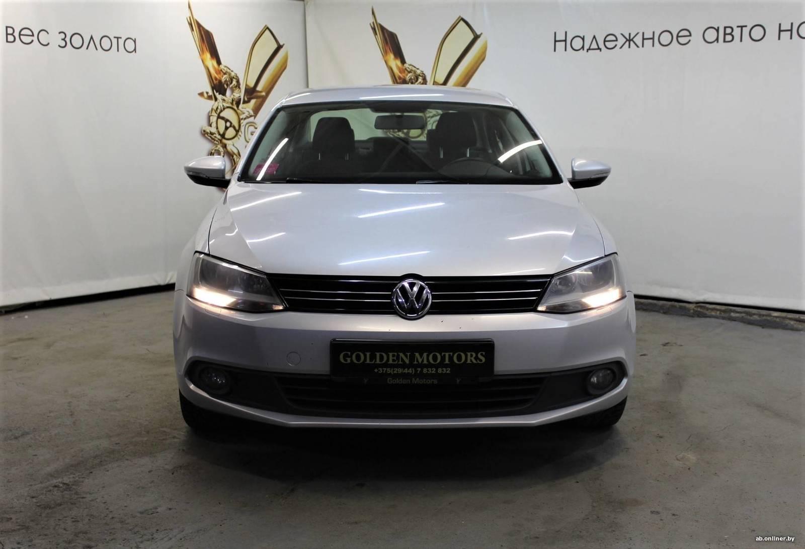 Volkswagen Jetta VI (с НДС)