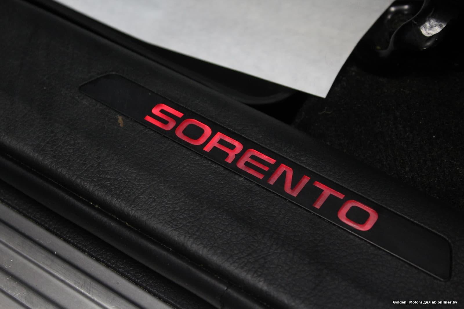 Kia Sorento II (рестайлинг)
