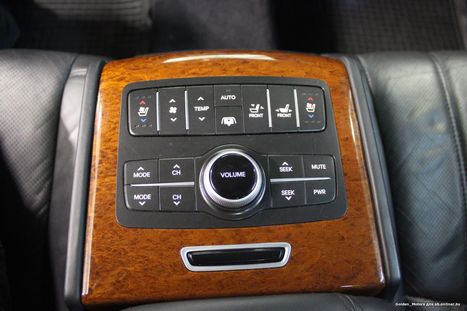Hyundai Equus II Luxury