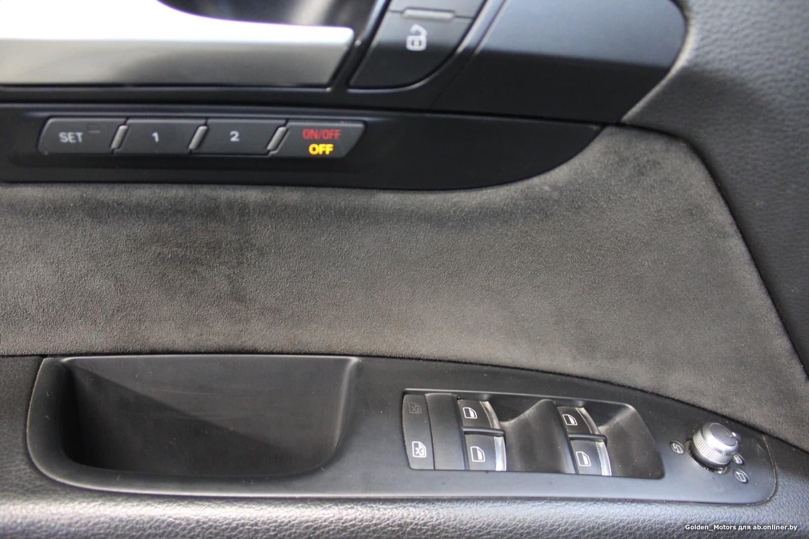 Audi Q7 4L(рестайлинг)S-Line
