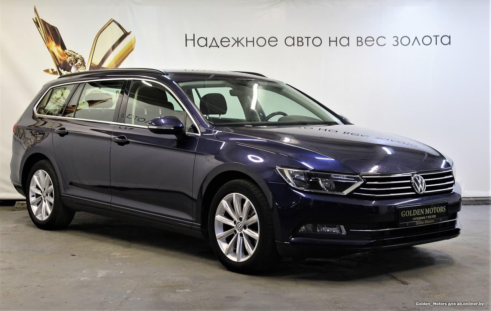 Volkswagen Passat B8 Comfortline