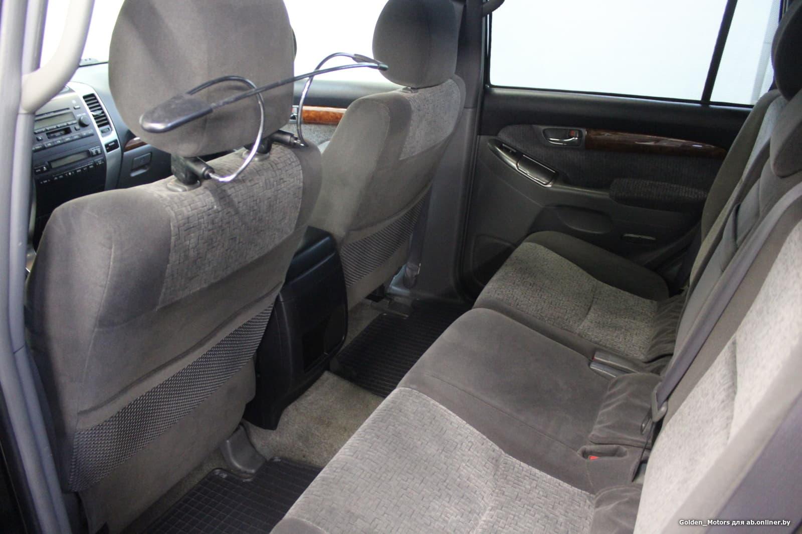 Toyota Land Cruiser Prado J120