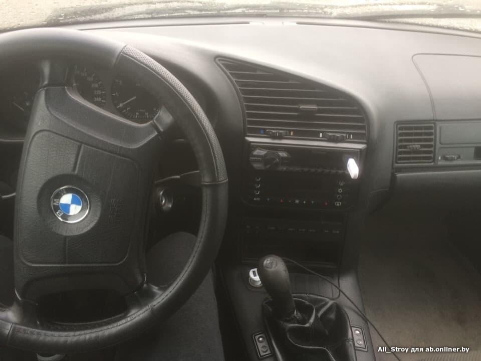 BMW 323 е 36