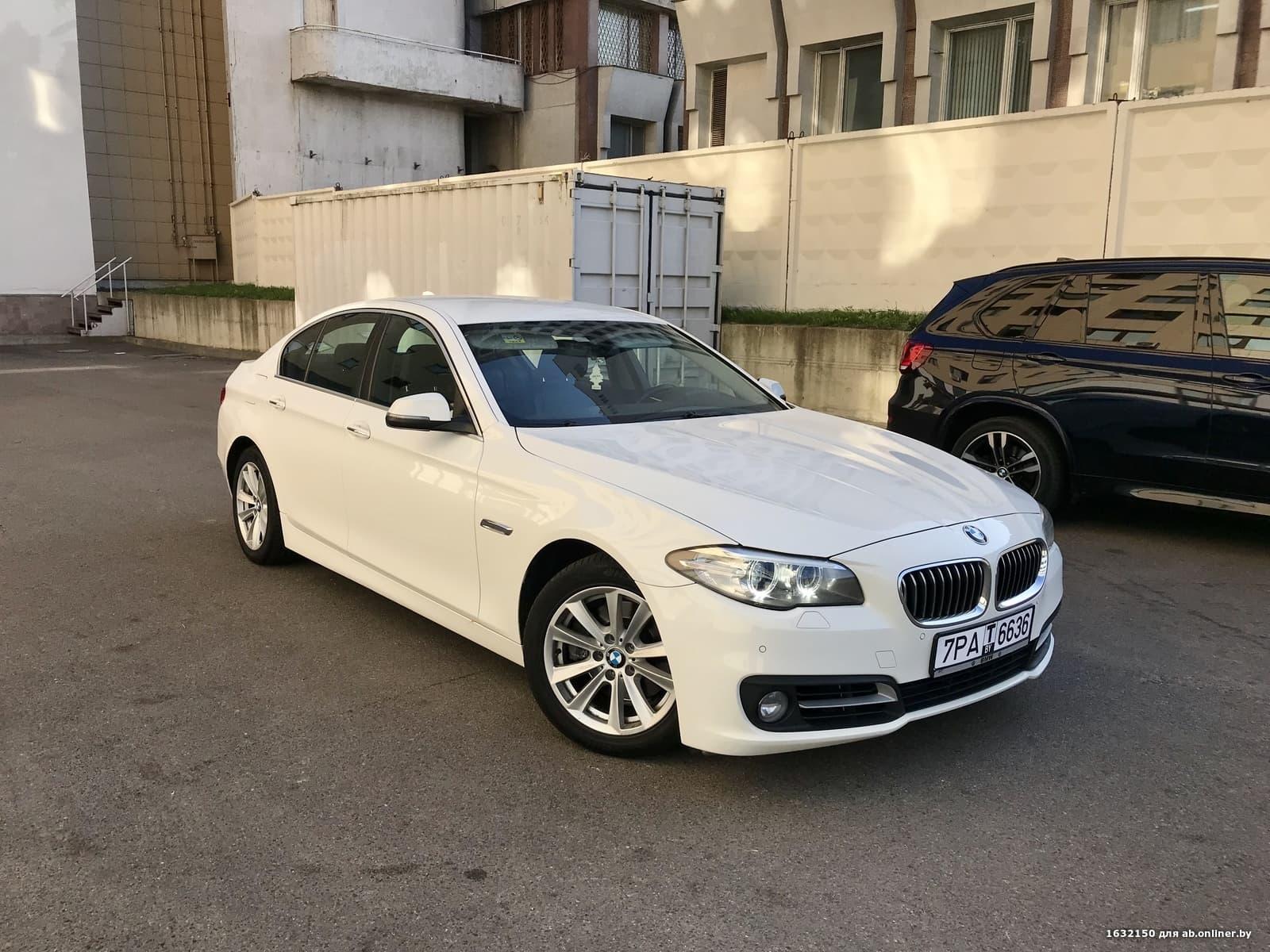 BMW 520 Restailing F10