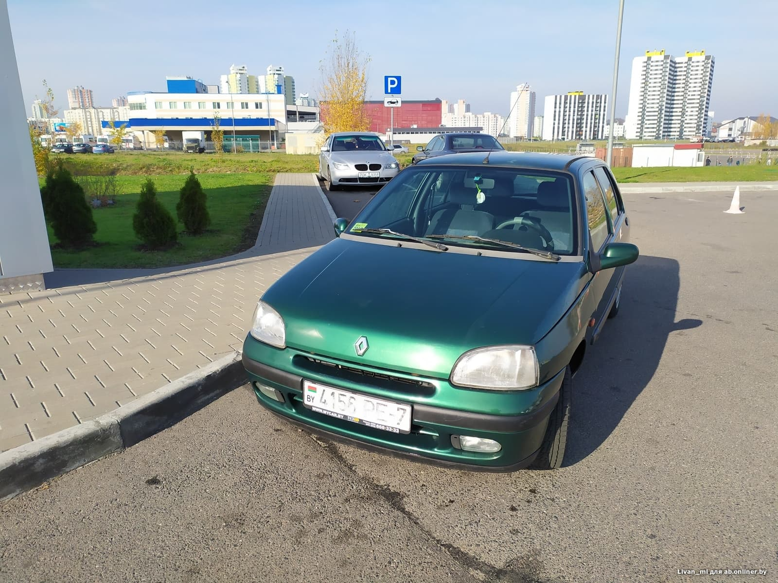 Renault Clio Lutècia