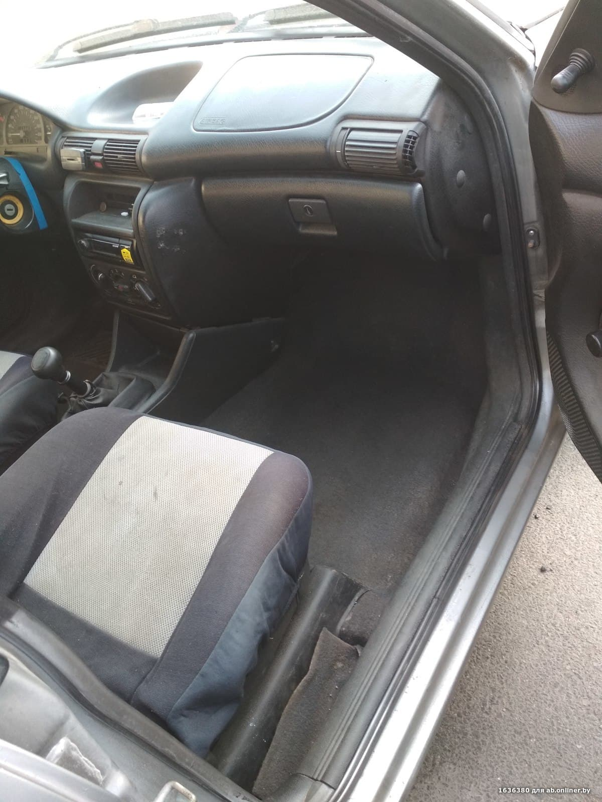 Opel Astra F, TD