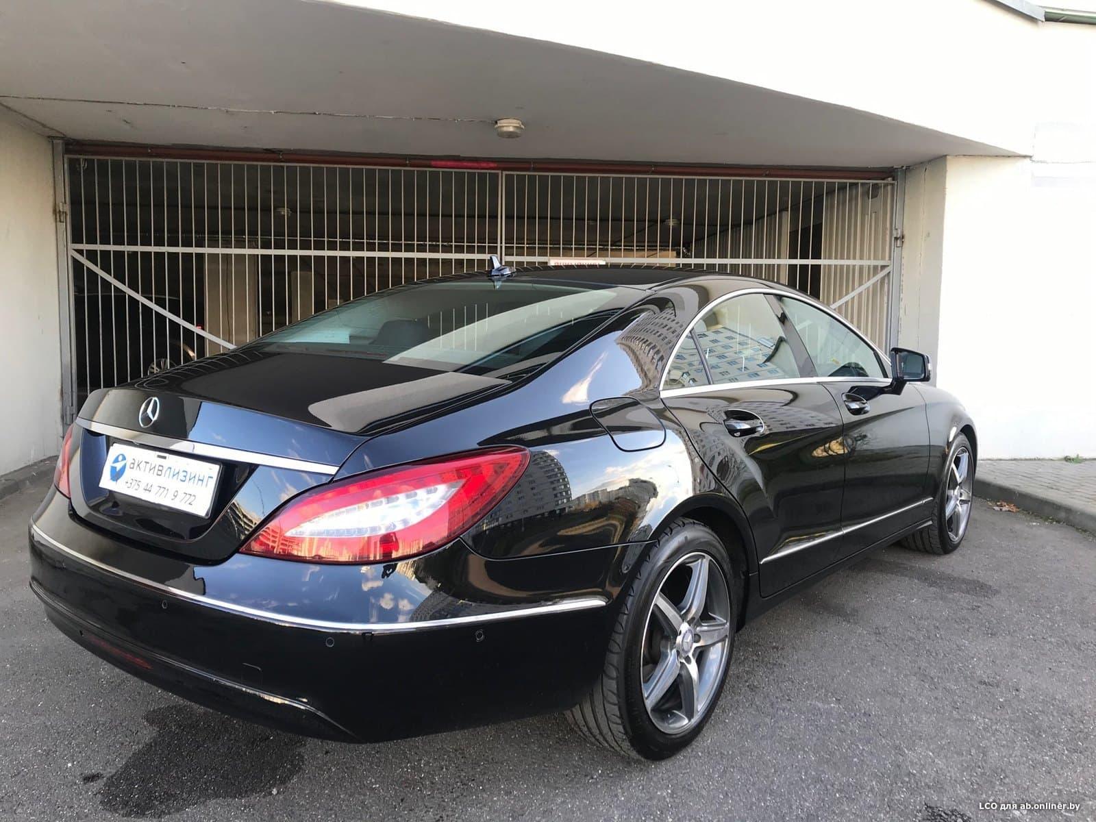 Mercedes-Benz CLS250 BLUETEC 4MATIC