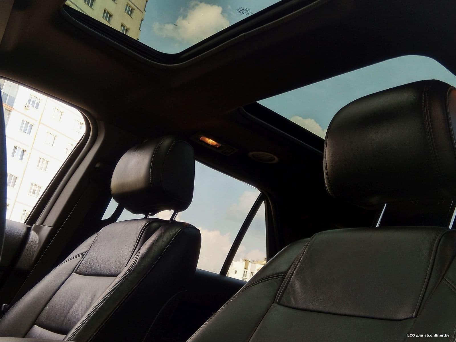 Ford Explorer 3.5 Limited