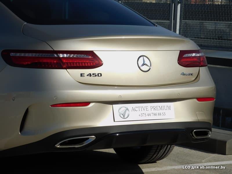 Mercedes-Benz E400 E450 4M AMG SPORT