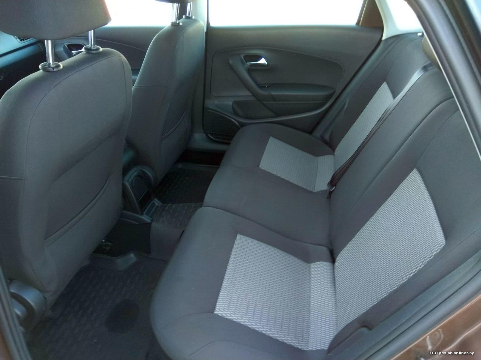 Volkswagen Polo Sedan Comfortline