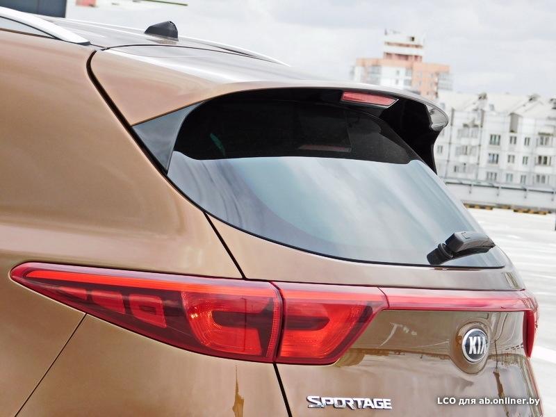 Kia Sportage AWD 2.0 Active