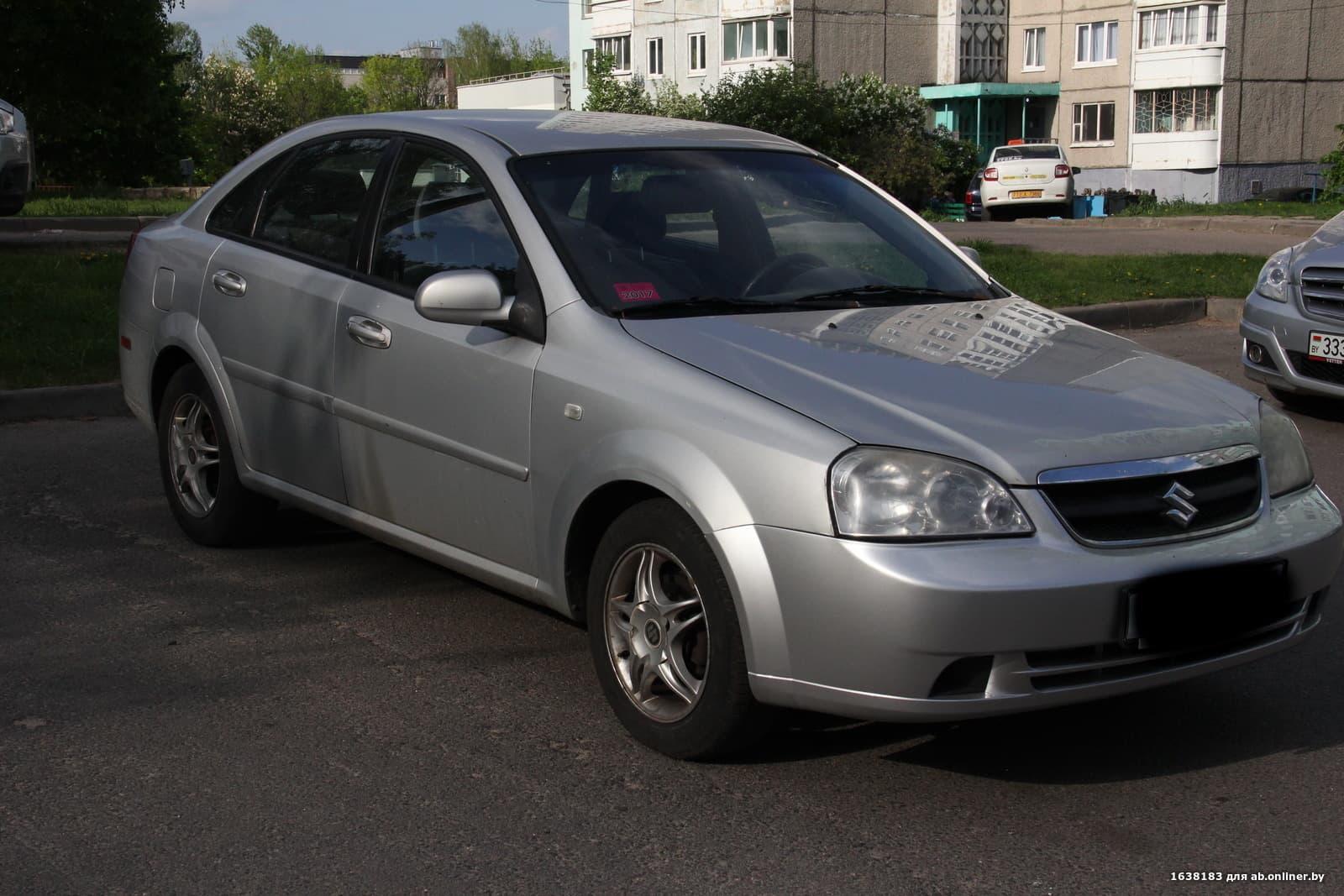 Suzuki Forenza